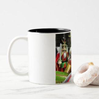 Christmas Chameleon Mug