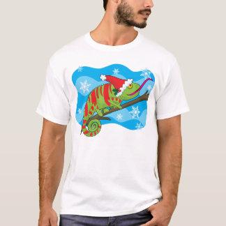 Christmas Chameleon T-Shirt