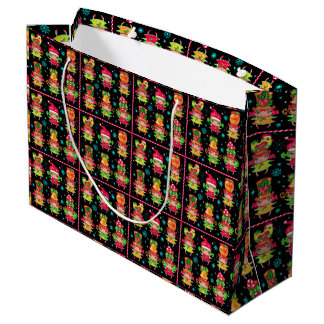 Christmas Character (European Flair) Gift Bag