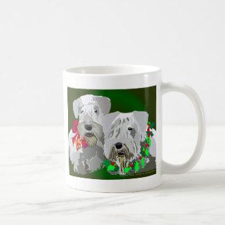 Christmas Cheer Basic White Mug