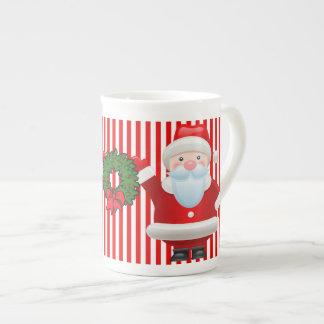 Christmas Cheer Bone China Mug