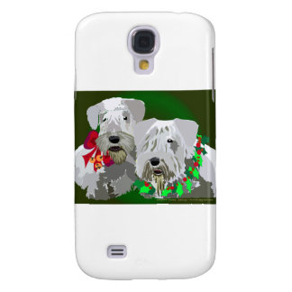 Christmas Cheer Galaxy S4 Cases