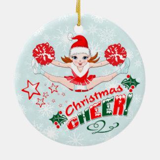 Christmas Cheer Christmas Ornament
