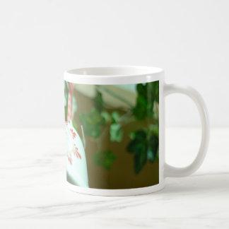 Christmas cheer decoration bells mug