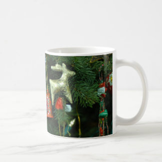 Christmas cheer decoration tree coffee mugs