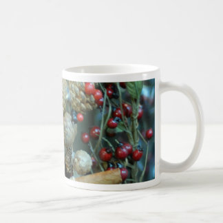 Christmas cheer decoration tree coffee mug