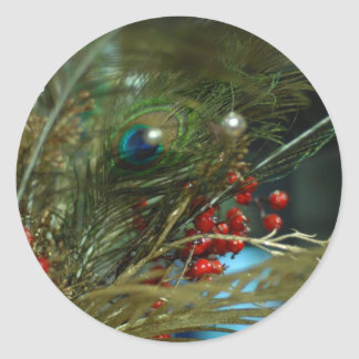 Christmas cheer decoration tree sticker