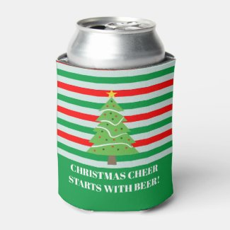 Christmas Cheer Starts With Beer <a href=