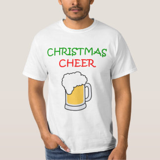 Christmas Cheer with a Beer shirt