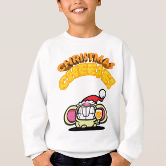 Christmas CHEESE! Sweatshirt
