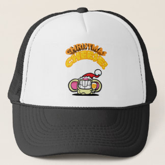 Christmas CHEESE! Trucker Hat