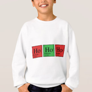 Christmas Chemistry Sweatshirt