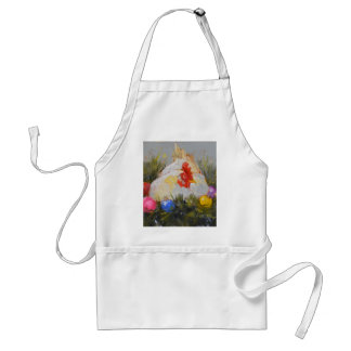 Christmas Chicken Apron