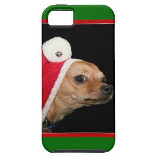 Christmas Chihuahua iPhone 5 Covers