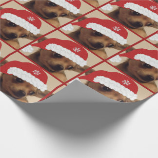 Christmas Chihuahua Wrapping Paper