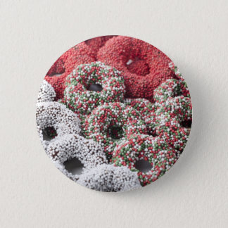 Christmas Chocolates Button