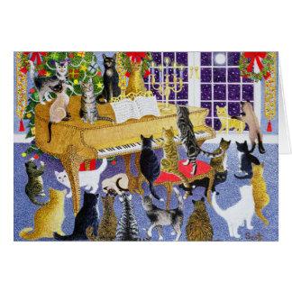 Christmas Chorus Card