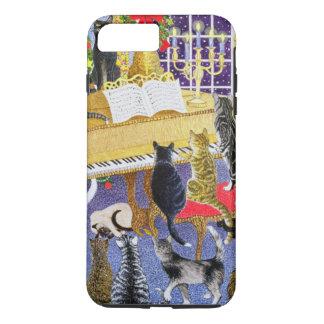 Christmas Chorus iPhone 7 Plus Case