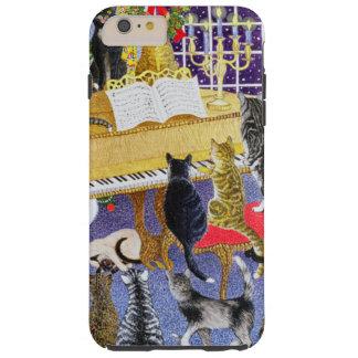 Christmas Chorus Tough iPhone 6 Plus Case