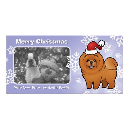 Christmas Chow Chow Card