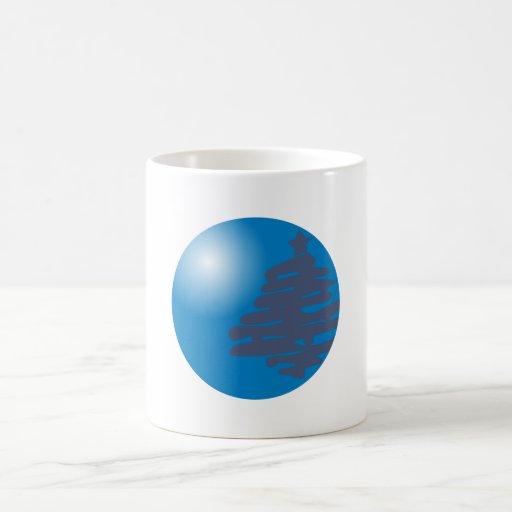 Christmas christmas balls Deco ration Mugs