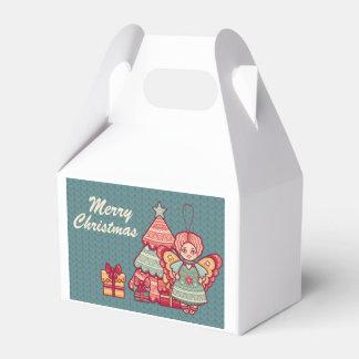 Christmas, Christmas. Santa Claus, Gifts Favour Box