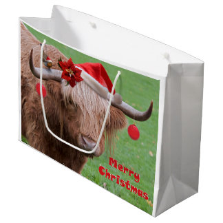 Christmas Chums Gift Bag