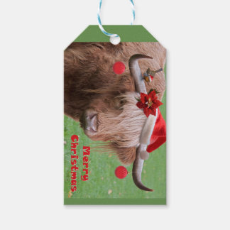 Christmas Chums Gift Tags