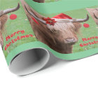 Christmas Chums Wrapping Paper