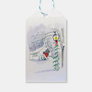 Christmas Church Gift Tags