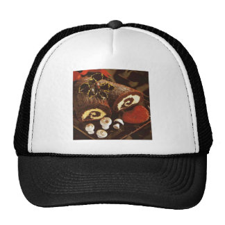 Christmas Classic Desert Mesh Hats
