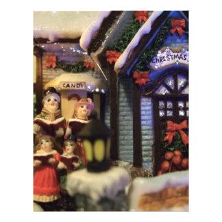 Christmas Classic  Streets Custom Flyer