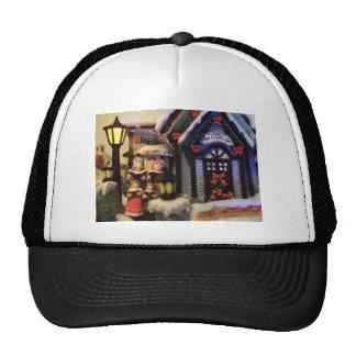 Christmas Classic  Streets Trucker Hats
