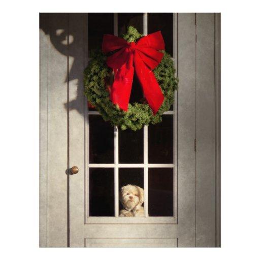 Christmas - Clinton, NJ - Christmas puppy Custom Flyer