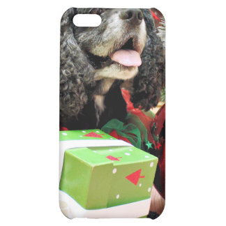 Christmas - Cocker Spaniel - Marshall Cover For iPhone 5C