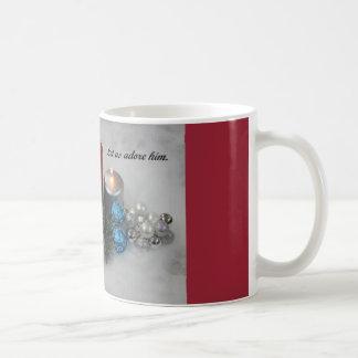 Christmas coffee mug. coffee mug