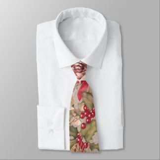 Christmas Collage Tie
