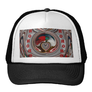 Christmas colors Cute Retro Customize Product Cap