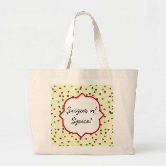 Christmas Confetti • Sugar Cookie Sprinkles Bag