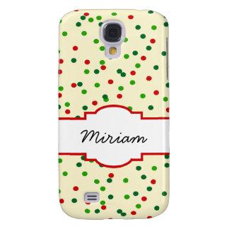 Christmas Confetti • Sugar Cookie Sprinkles HTC Vivid Cover
