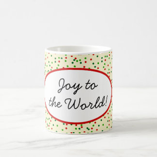 Christmas Confetti • Sugar Cookie Sprinkles Mug