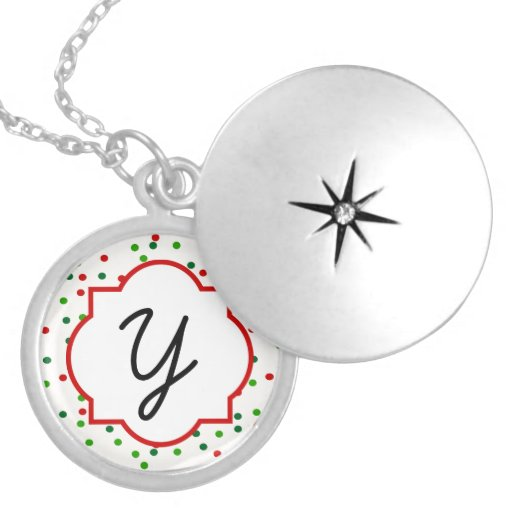 Christmas Confetti • Sugar Cookie Sprinkles Pendants