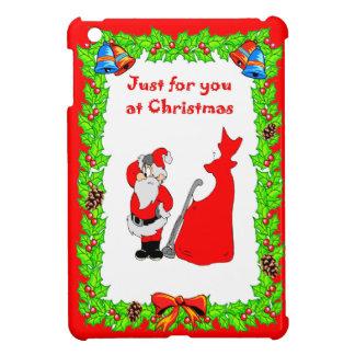 Christmas Confused Santa Cover For The iPad Mini