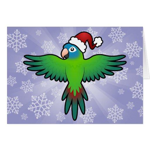 Christmas Conure / Lorikeet / Parrot Cards