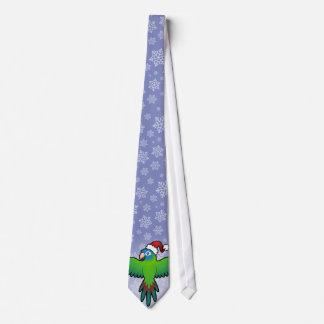 Christmas Conure / Lorikeet / Parrot Tie