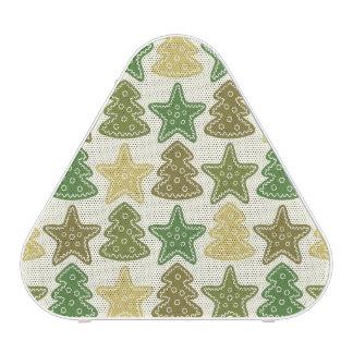 Christmas cookie pattern