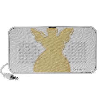 Christmas cookie laptop speaker