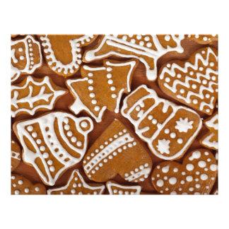 Christmas cookies flyers