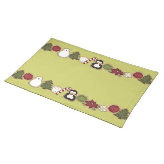 Christmas Cookies Placemats