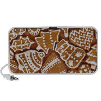 Christmas cookies PC speakers
